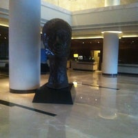 Photo taken at The Westin by Polina B. on 4/27/2013