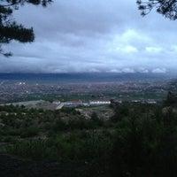 Photo taken at Dinamit tepesi by Aslan F. on 4/8/2013