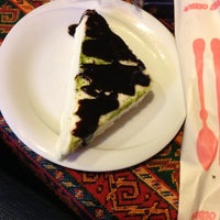 Photo taken at İzmirli Mahzen Cafe by Ayşe G. on 5/6/2013