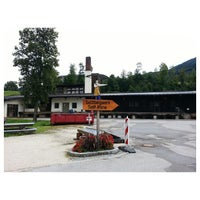 Photo taken at Salzbergwerk Berchtesgaden by Yagoub A. on 8/26/2013