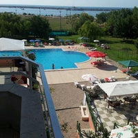 Photo taken at Grand Şile Otel by Olya D. on 7/7/2013