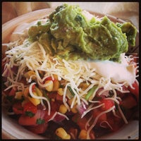 Photo taken at Qdoba Mexican Grill by Jennifer W. on 10/3/2013
