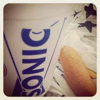 Photo taken at SONIC Drive In by Jennifer W. on 11/8/2014