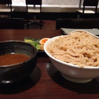 Photo taken at つけ麺らーめんダイニング 春樹 by magcup19 on 4/14/2014