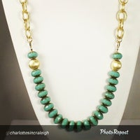 Photo taken at Charlotte's Jewelry & Gifts by North H. on 3/29/2014