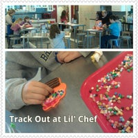Photo taken at Lil' Chef by North H. on 3/13/2013