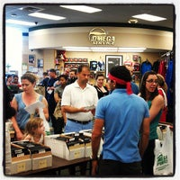Photo taken at Omega Sports by North H. on 5/17/2013