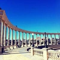 Photo taken at Sharm El Sheikh Iberotel Il Mercato by Ramiz F. on 7/11/2013