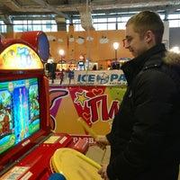 Photo taken at Планета игр by Наталья Г. on 1/12/2014