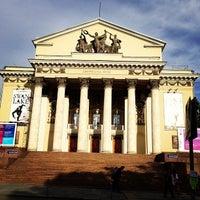 7/25/2013 tarihinde Кристина П.ziyaretçi tarafından Дворец на Яузе'de çekilen fotoğraf