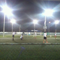 Photo taken at Futbol 7 Merida Center by Vero P. on 5/4/2013