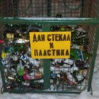Photo taken at Улица Чумбарова-Лучинского by Evgeniy S. on 1/3/2014
