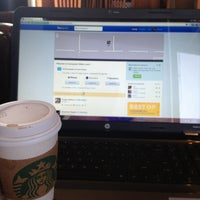 Photo taken at Starbucks by John N. on 2/25/2013