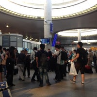 Photo taken at Check-in desk by Артём А. on 8/8/2013