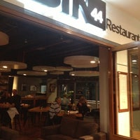 Photo taken at BIN 44 Restaurant + Bar by Geert D. on 4/28/2013