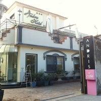 Foto scattata a Andris Hotel da Clovis K. il 3/28/2013
