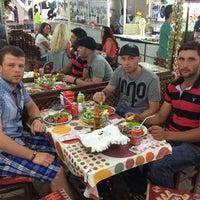 Photo taken at sofra büfe fast food & cafe by Emin K. on 6/23/2014