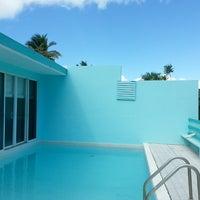 Photo taken at Sapphire Beach Marina & Resort Saint Thomas (Virgin Islands U.S.) by Rebecca B. on 3/4/2014