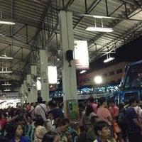 Photo taken at Lampang Bus Terminal by Prapoj M. on 4/17/2013