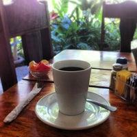 Photo taken at The Garden Café by Jenny S. on 2/18/2013