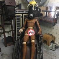 Foto scattata a Designpanoptikum - surreales Museum für industrielle Objekte da Anfisa H. il 1/5/2017