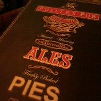 Снимок сделан в Fuller's Pub пользователем Alena I. 3/3/2013