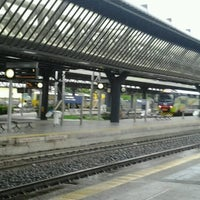 Photo taken at Milano Rogoredo Railway Station (IMR) by Iriss on 5/24/2013