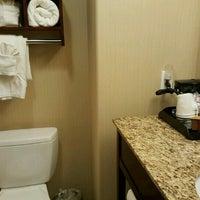 Photo taken at Hampton Inn & Suites Agoura Hills by Michelle S. on 2/6/2017