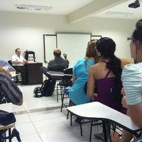 Photo taken at Faculdades INTA - Anexo B by Luciana T. on 3/14/2013