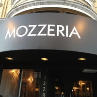 Photo taken at Mozzeria by Kincaid W. on 3/4/2013