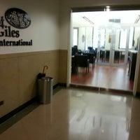 Photo taken at St Giles International Language School by Tolga S. on 10/24/2013