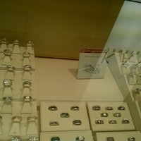 Photo taken at Kay Jewelers by Jacquelin E. on 1/6/2014
