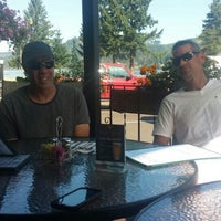 Photo taken at Point Restaurant & Sports Bar by Patty W. on 7/31/2015