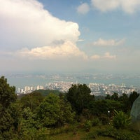 Photo taken at Mini Escape Penang Hill by debtdash on 2/20/2015