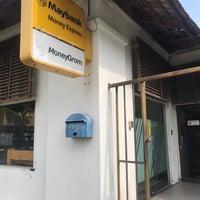 Photo taken at Maybank by debtdash on 4/17/2018