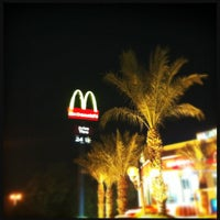 Photo taken at McDonald's by Essa A. on 1/22/2013