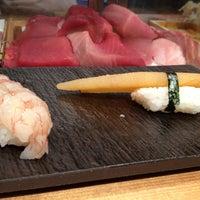 Photo taken at Umegaoka Sushi no Midori by turux1 on 6/2/2013
