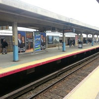 Photo taken at LIRR - Hicksville Station by Percy C. on 3/22/2013