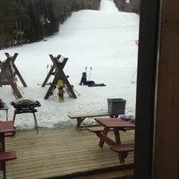 Photo taken at Berkshire East Mountain Resort by Mary P. on 3/24/2013