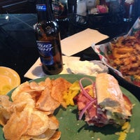 Photo taken at Panini's Bar and Grill by Zach A. on 3/9/2013