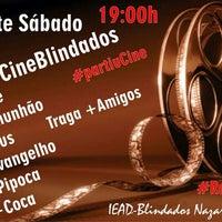 Photo taken at AD - Blindados no Senhor by Emanuel N. on 2/15/2014
