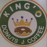 Photo taken at King' O donuts n coffee by Putra R. on 5/19/2014