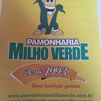 Photo taken at Pamonharia Milho Verde by Carol C. on 1/24/2016