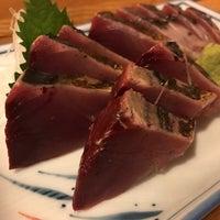 Photo taken at 炉ばた焼 しばらく by AKIHIRO I. on 5/12/2018