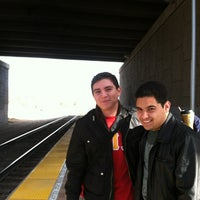 Photo taken at Rail Runner: Los Ranchos/Journal Center by Rafael M. on 1/11/2013