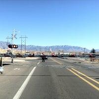 Photo taken at Rail Runner: Los Ranchos/Journal Center by Rafael M. on 1/20/2013