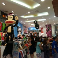 Photo taken at The Paul Frank Store by KeiF J. on 12/2/2012