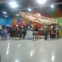 Photo taken at happyland Lider by Victor C. on 3/29/2013