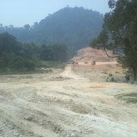 Photo taken at Kg Sg Serai by Suhaila S. on 7/23/2013