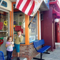 Photo taken at Ralph's Famous Italian Ices by Colleen L. on 9/19/2014